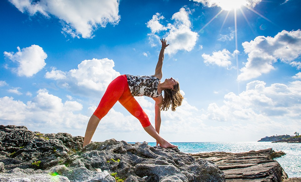 Enjoy Yoga on the Beach in Bermuda | URugby HS and College ...