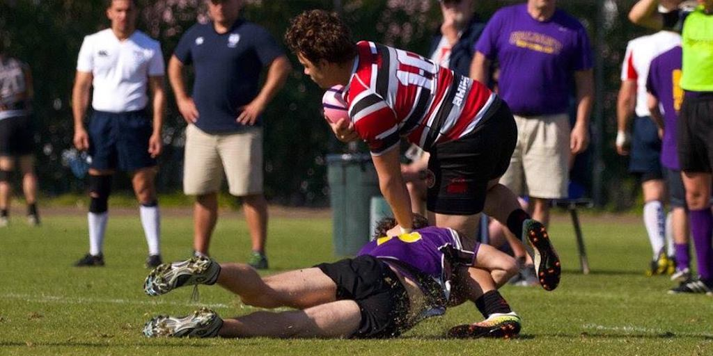 St Joe's vs Albany rugby