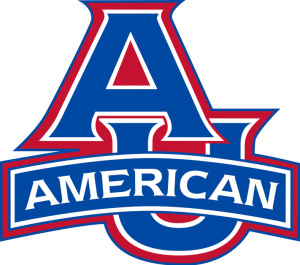 American University Rugby Logo