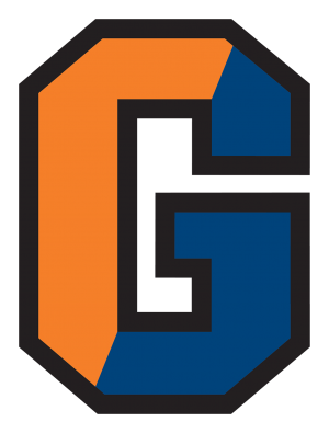 Gettysburg College Rugby logo and mark