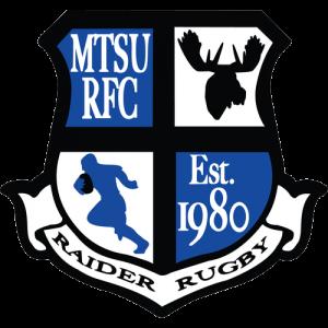 MTSU Rugby Logo