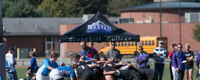 Stonehill Men's Rugby Team