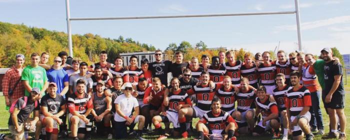 SUNY Oneonta Men's Rugby Football Club