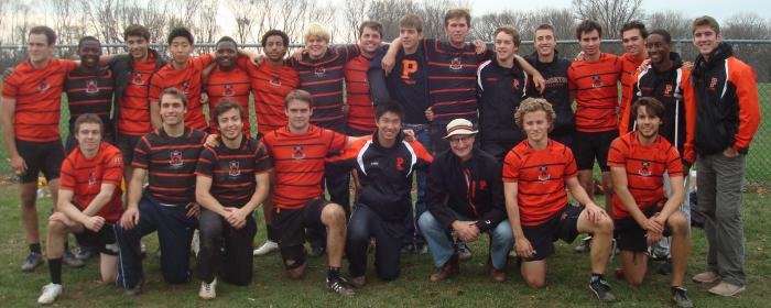 Princeton Men's Rugby Football Club