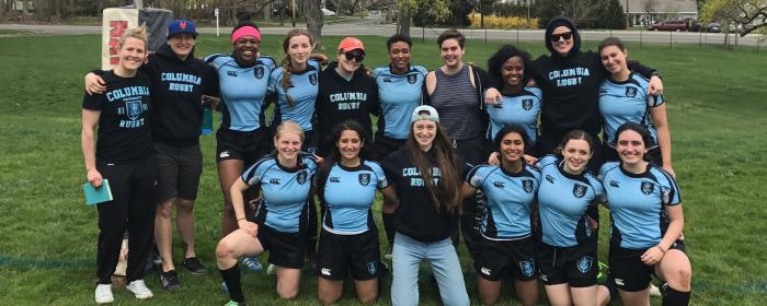 Columbia University Women's Rugby
