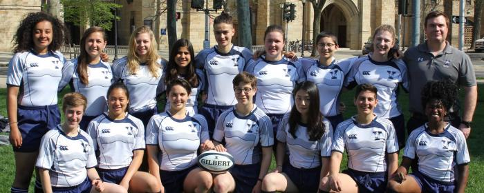 Yale Womens Rugby