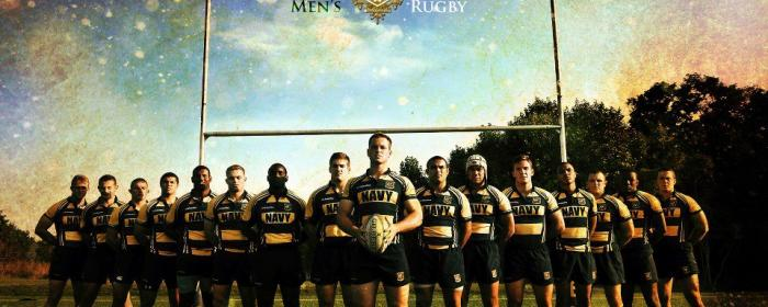 Navy Mens Rugby