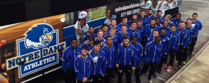 Notre Dame College Rugby