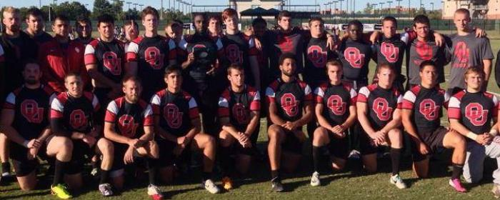 Oklahoma University Rugby