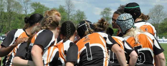 Princeton University Women's Rugby