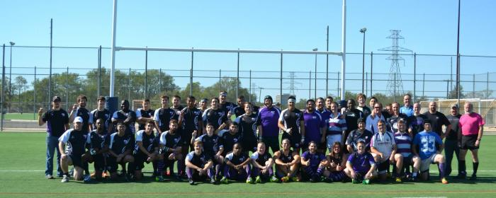 Texas Christian University Rugby