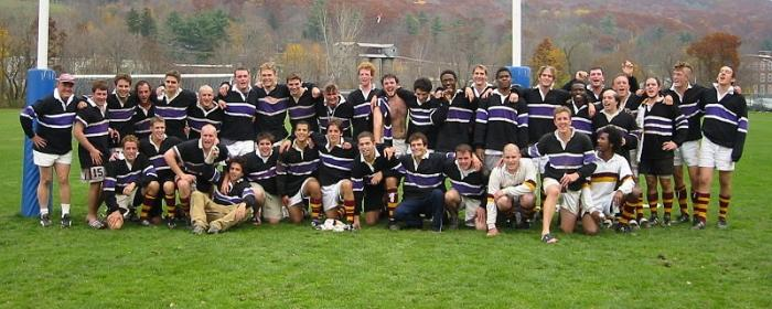 Williams College Rugby