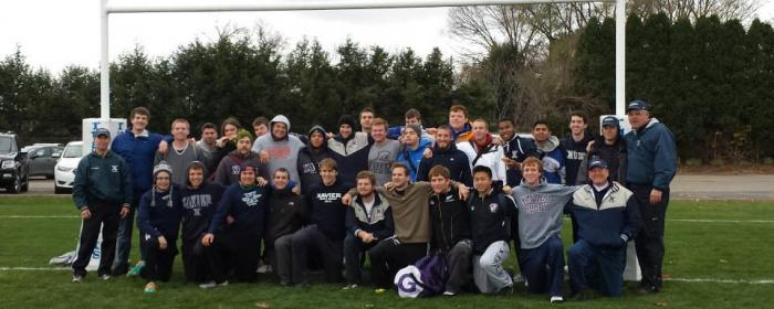 Xavier University Mens Rugby