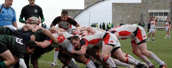 Catholic University Rugby Football