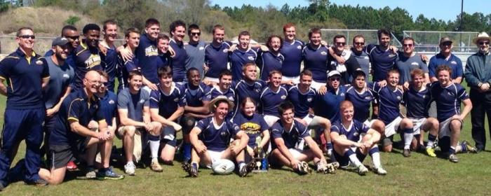 Mount St. Mary's Rugby