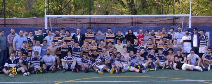 George Washington University Rugby