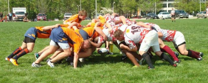 University of Illinois Rugby