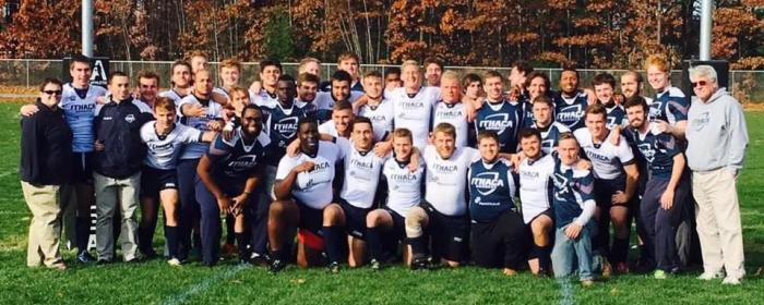 Ithaca College Rugby