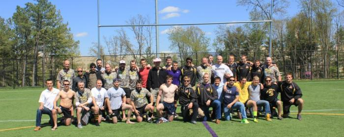 James Madison University Rugby