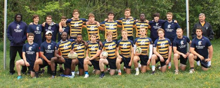 St. Mary's College Maryland Rugby