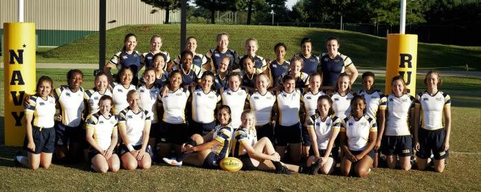 Womens rugby at the USMA