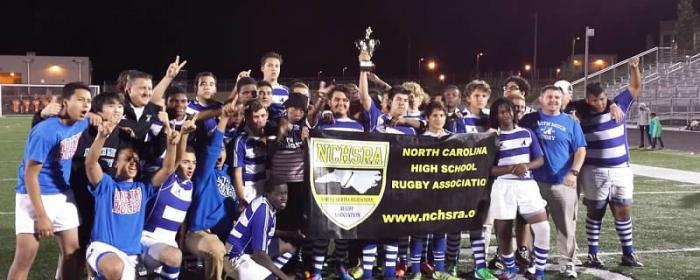 North Meck High School Rugby