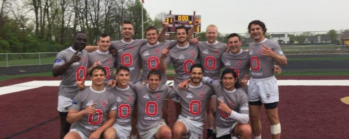 rugby with the buckeyes at ohio state