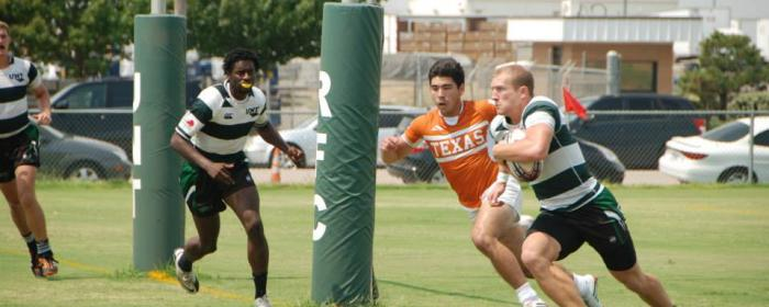 Texas vs North Texas is a huge battle each year