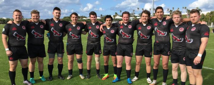 St. Joseph's University Rugby in Bermuda