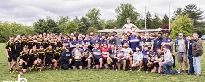 UMBC rugby