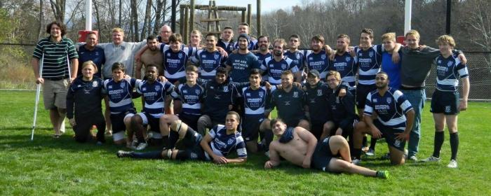 Mother's Rugby at the University of Mary Washington