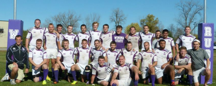 Winona State University Rugby