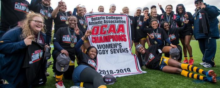 Humber College Women's Rugby