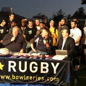 URugby Live Friday at the 2016 Bowl Series