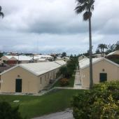 Warwick Camp Barracks, Bermuda