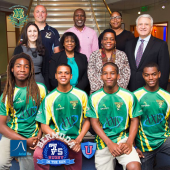 Bermuda High School Rugby