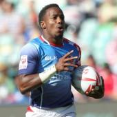 Carlin Isles of USA Rugby