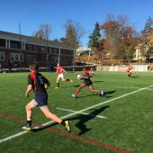 2016 Bowl Series: Play Rugby v EIRA