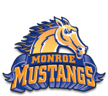 Monroe College Rugby Logo