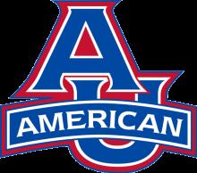 American University Rugby Logo