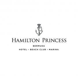 Hamilton Princess & Beach Club logo