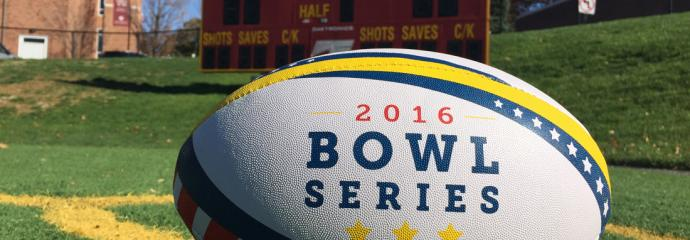 Bowl Series Rugby Ball