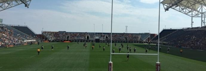 PPL Park Eagles vs Harlequins