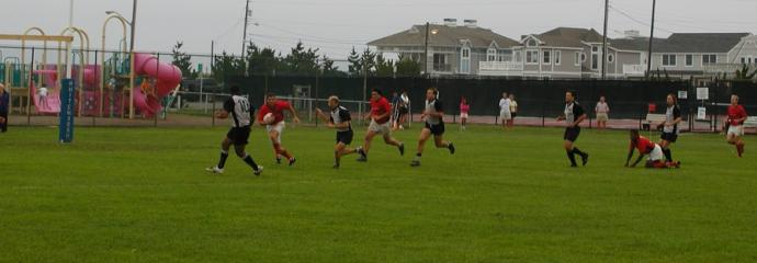 PW Falls to NOVA in Final of 2004 Surfside 7s