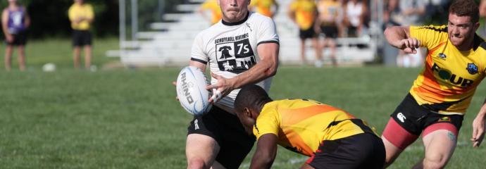 MAC 7s off to a great start in Wilmington: Photo by Tom Weishaar,One More Shot Photography