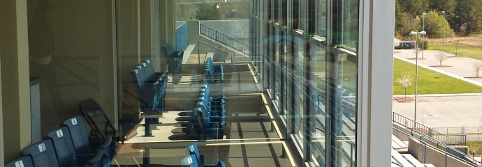 Virginia Beach Sportsplex Luxury suites