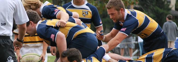 West Virginia Rugby