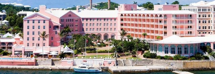 Hamilton Princess Hotel in Bermuda