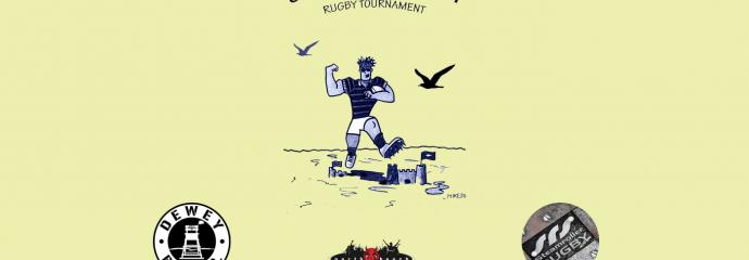 Son of A Beach Rugby Tournament banner