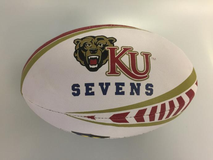 Kutztown Sevens Rugby Ball
